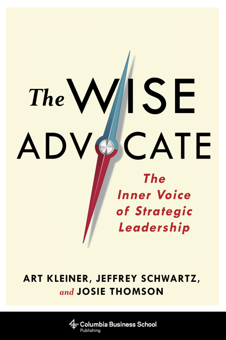 Wise Advocate Book Cover